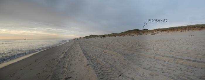 Dünenhof vom Strand